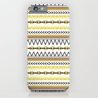 Tribal Gold iPhone 6 Slim Case