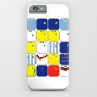 World In Motion II iPhone 6 Slim Case