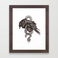 The Hangman's Rope Framed Art Print