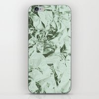 Aluminum Forest iPhone & iPod Skin