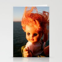 Ferry Girl Stationery Cards