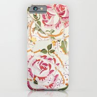 iPhone & iPod Case featuring Tiling with pattern 7 by Lucie