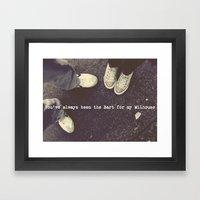Cool Kids Framed Art Print