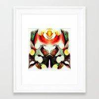 Roger That!! Framed Art Print