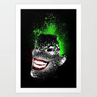 I'm Jo! Art Print