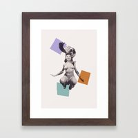Dance II Framed Art Print