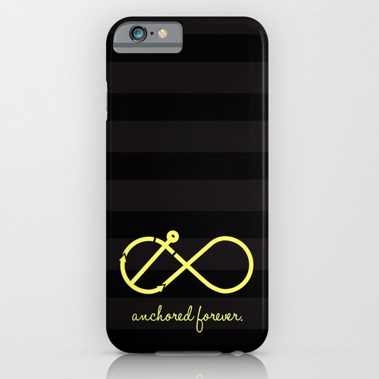 Anchored Forever iPhone & iPod Case