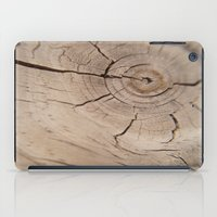The Cracks Begin To Show iPad Case