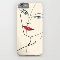 iPhone & iPod Case featuring Figure Study by Sobhani