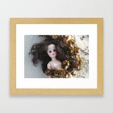 Seaweed Framed Art Print