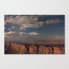 Grand Canyon - Color Canvas Print