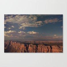 Grand Canyon - Color Canvas Print