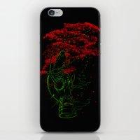 Breath II iPhone & iPod Skin