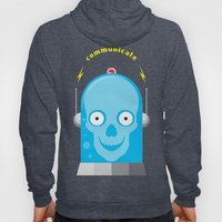 Communicate Hoody