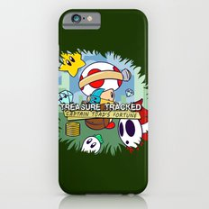 Treasure Tracked: Captain Toad's Fortune iPhone 6s Slim Case