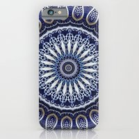 China Blue iPhone 6 Slim Case