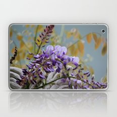 Wisteria - photography Laptop & iPad Skin