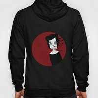 Under The Red Moon Hoody