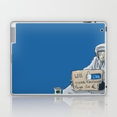 Will like your Facebook page for € Laptop & iPad Skin