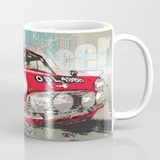 mini racer Mug