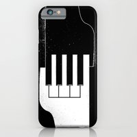 iPhone & iPod Case featuring Music Hands by Inaki Gonzalez