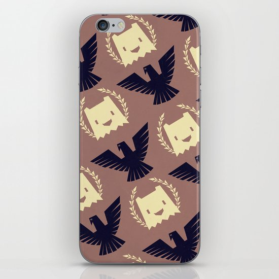 Imperial yeti iPhone & iPod Skin