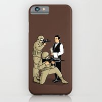 Serving in the Army iPhone 6 Slim Case
