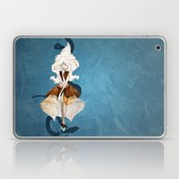Frozen Yogurt Princess Laptop & iPad Skin