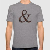Together Mens Fitted Tee Athletic Grey SMALL