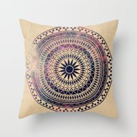 Substitution II Throw Pillow