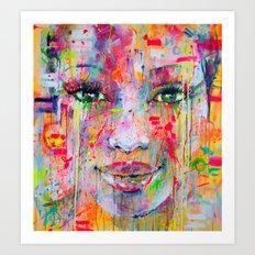 Alma Art Print