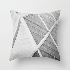NY.Skyscraper II Throw Pillow