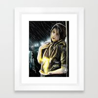 Faerie Keeper Framed Art Print