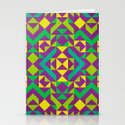 Quadrilaterals Stationery Cards