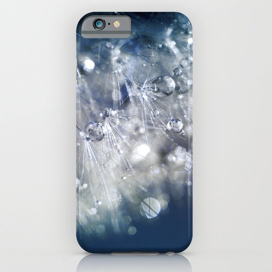 New Year's Blue Champagne iPhone & iPod Case