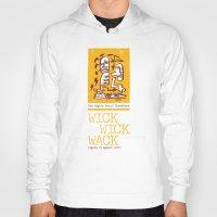 The Mighty Souls' Throwback: WICK WICK WACK - Figure UV Speech (1993) Hoody