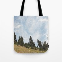Mountain Flowers In The … Tote Bag