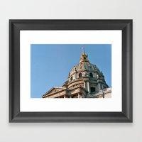 Napoleon's Mausoleum 2 - Paris, France Framed Art Print