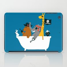 Everybody wants to be the pirate iPad Case