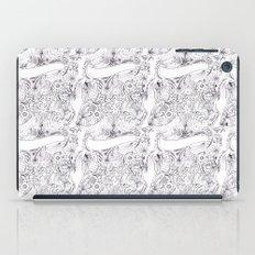 Lady Fleur Fingers  iPad Case