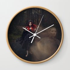 Helplessly Lost Wall Clock