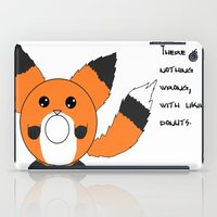 Donut Fox  iPad Case