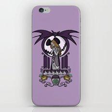 Nightmare Nouveau iPhone & iPod Skin