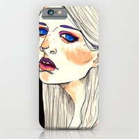 iPhone & iPod Case featuring Freckles  by Fatma Sahem