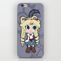 Steampunk Sailor Moon iPhone & iPod Skin
