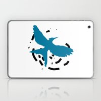 MockingJay Revolution - Blue Laptop & iPad Skin