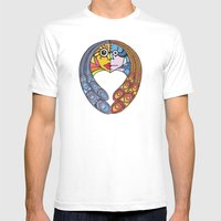 Atomos, The Indivisible Mens Fitted Tee White SMALL