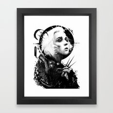 On Gp Framed Art Print