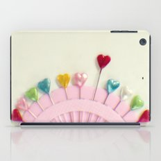 For the love of pins iPad Case