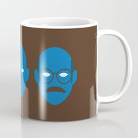 Blue Man Trio Mug